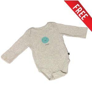 Baby Gap Long Sleeve Bodysuit 12-18mo